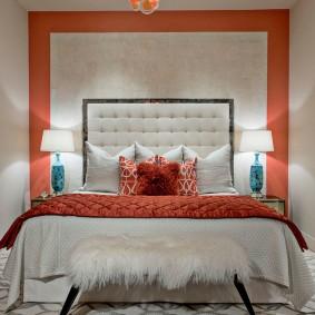 спальный гарнитур декор идеи