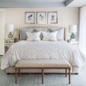 спальный гарнитур идеи декор