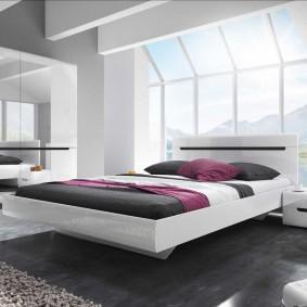спальный гарнитур современный
