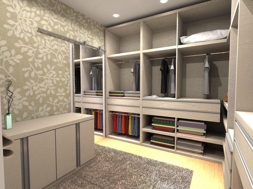 стеллажи для гардеробной комнаты