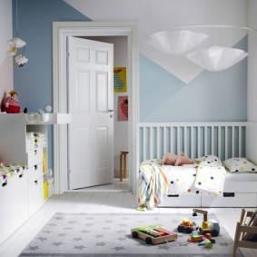 светильники в детской фото идеи