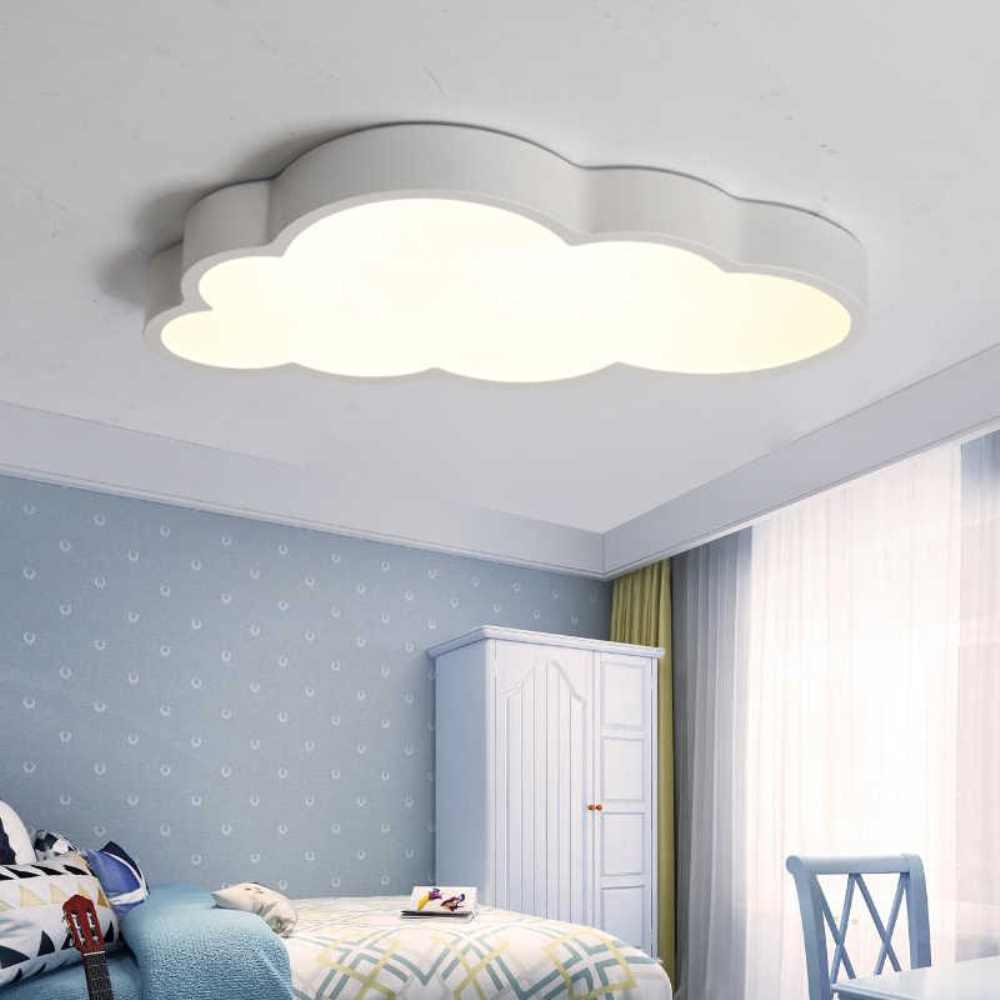 потолочные светильники в детской