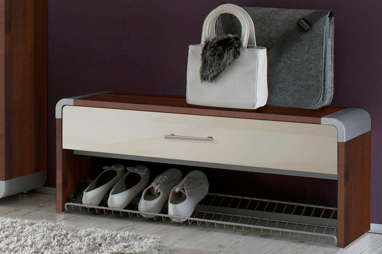 тумба для обуви с сиденьем фото