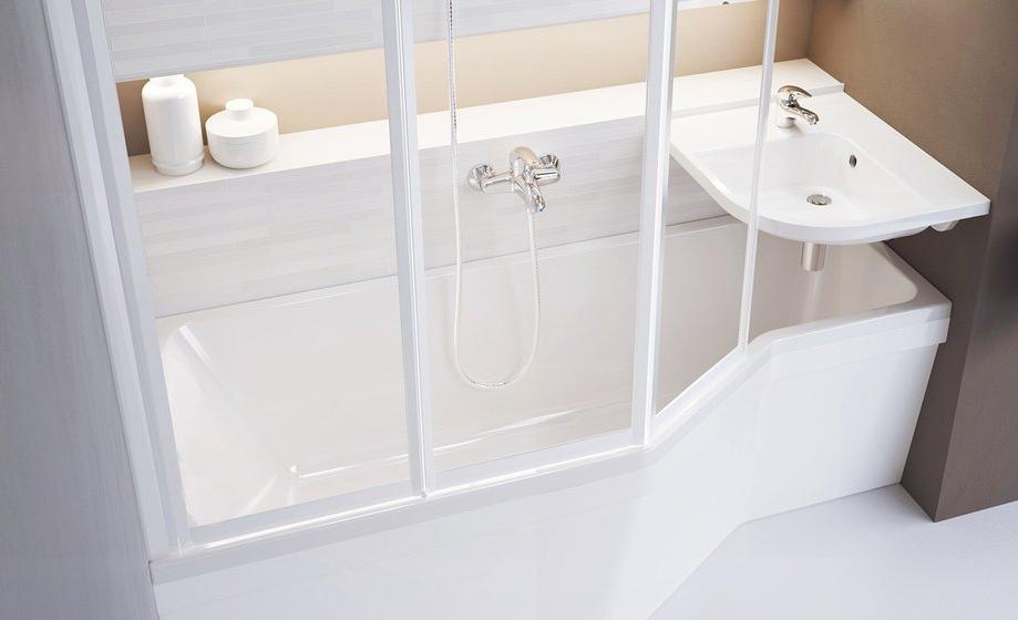 ванна с раковиной комплект