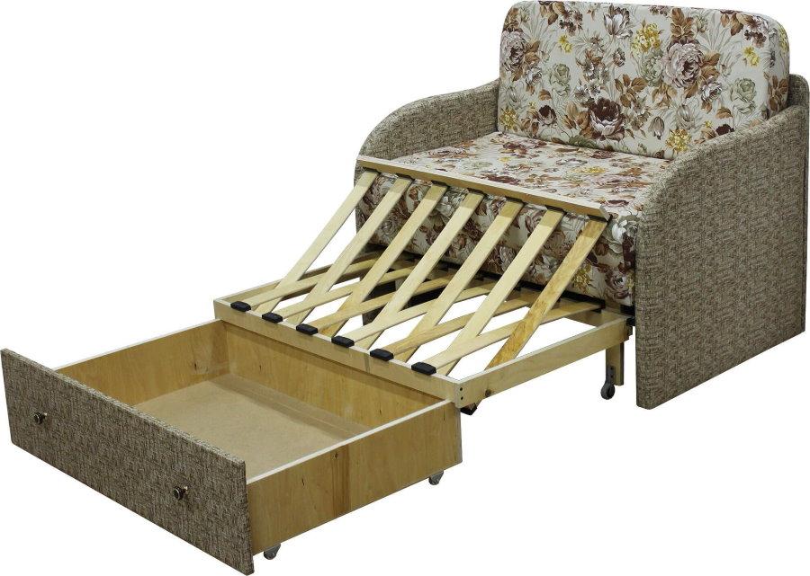 Детский диван-кресло выкатного типа