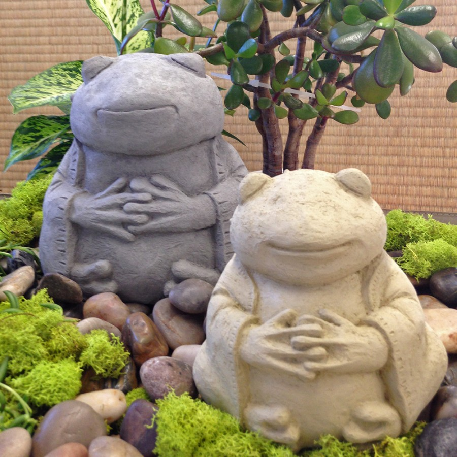 фигурки для сада из камня