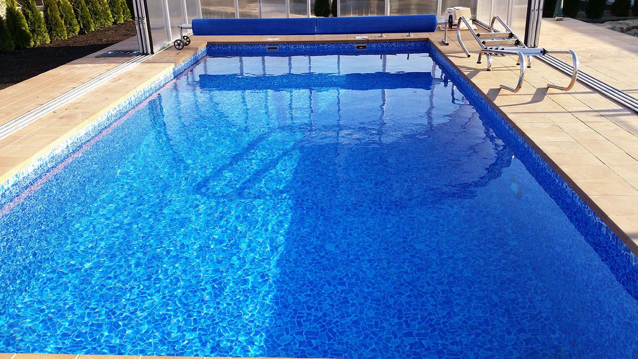 бассейн для дачи глубинный