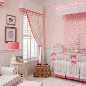 комната для новорожденного идеи варианты
