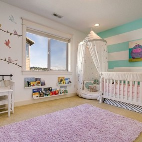декор детской комнаты идеи дизайн