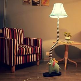 декор детской комнаты идеи вариантов