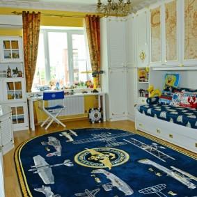 декор детской комнаты фото виды
