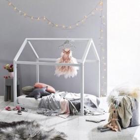 декор детской комнаты обзор