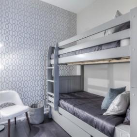 детская комната 10 кв м интерьер идеи