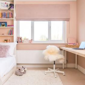 детская комната 10 кв м идеи интерьера