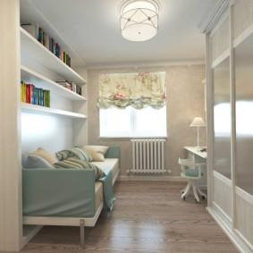 детская комната 10 кв м идеи варианты