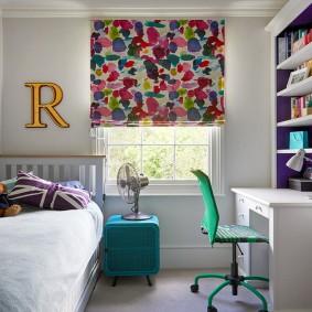 детская комната 10 кв м фото дизайна