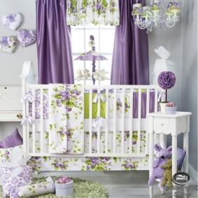 комната для новорожденного виды