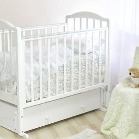 комната для новорожденного фото дизайна