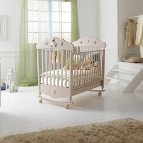 комната для новорожденного варианты
