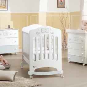 комната для новорожденного виды дизайна