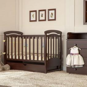 комната для новорожденного декор