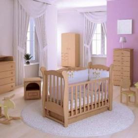комната для новорожденного идеи дизайн