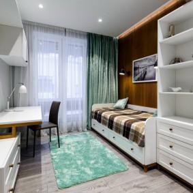 детская комната для школьника идеи дизайна