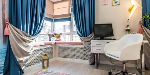 детская комната для школьника декор