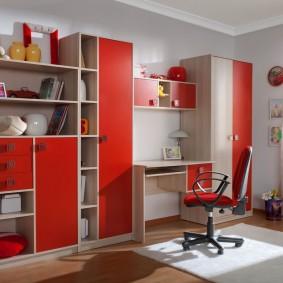 детская комната для школьника идеи декор