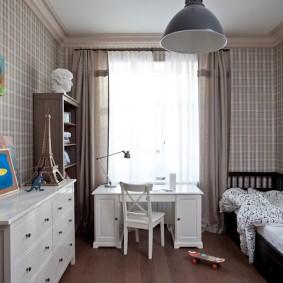 детская комната для школьника идеи оформление