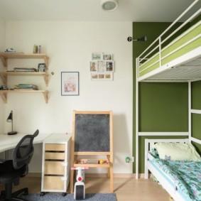 детская комната для школьника варианты