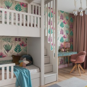 детская комната для школьника дизайн фото