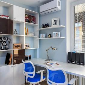 детская комната для школьника фото дизайн
