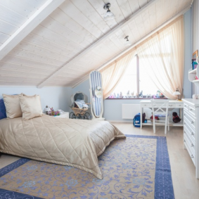 детская комната в деревянном доме виды фото