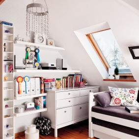 детская комната в деревянном доме идеи дизайн