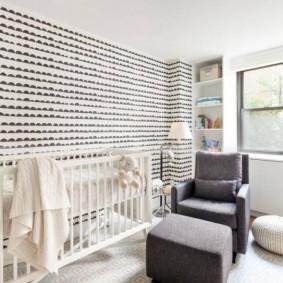 детская комната в скандинавском стиле идеи