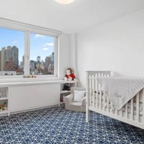 детская комната в скандинавском стиле фото декор