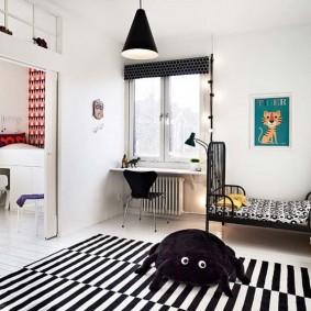 детская комната в скандинавском стиле идеи фото