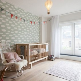 детская комната в скандинавском стиле идеи интерьера