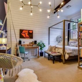 детская комната в скандинавском стиле фото идеи