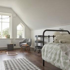 детская комната в скандинавском стиле идеи варианты