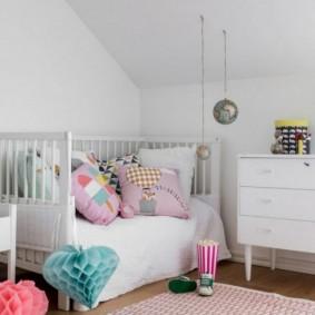 детская комната в скандинавском стиле виды фото