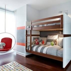 детская комната в скандинавском стиле виды идеи
