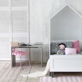 детская комната в скандинавском стиле обзор
