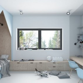 детская комната в скандинавском стиле виды дизайна
