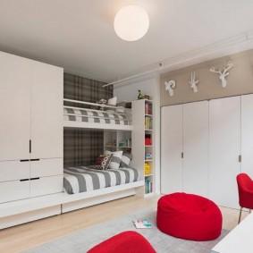 детская комната в скандинавском стиле виды декора