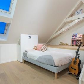 детская комната в стиле лофт виды дизайна