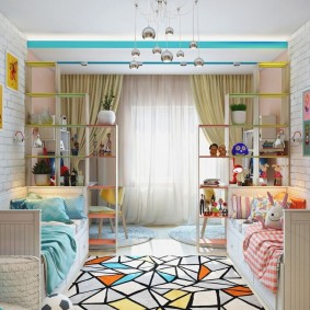 детская комната в стиле лофт фото дизайна