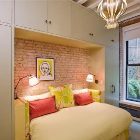 детская комната в стиле лофт декор фото