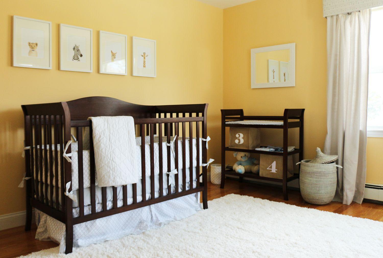 детская кроватка дуб венге